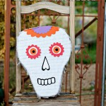 Piñata Calavera, ideal para Halloween