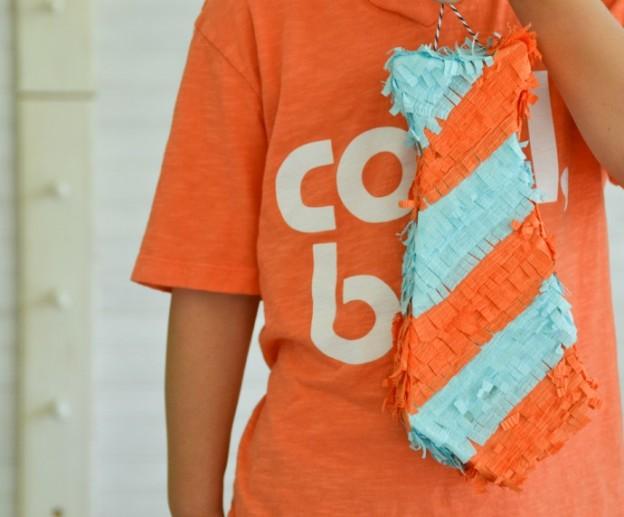 Piñata de corbata
