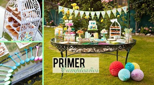 Celebra tus cumpleaños y fiestas con Allegra Sweet Party
