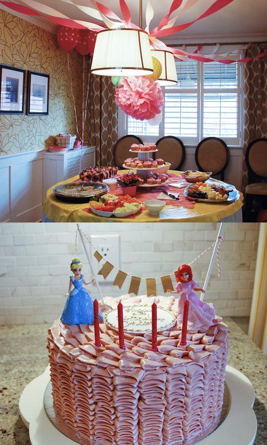 Cumpleaños Castillo de Princesas
