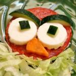 Sandwich Angry Birds