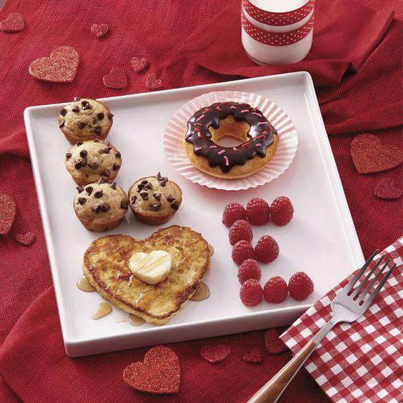 6 Recetas para celebrar el día de los enamorados