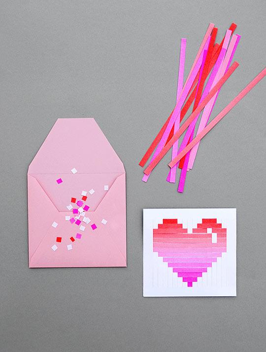 San Valentín tarjetas