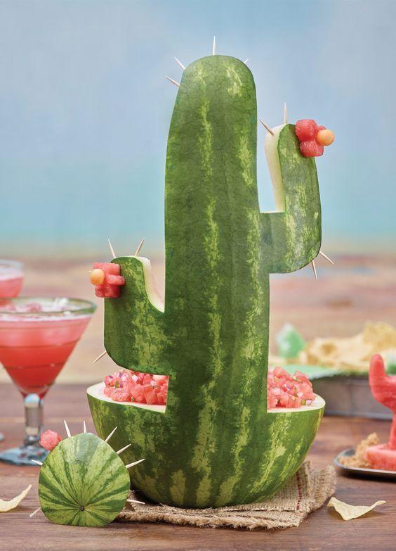 Sandía Cactus