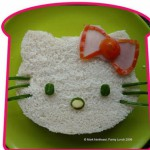 Sandwich Hello Kitty