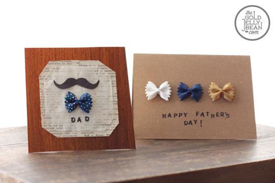 Idea tarjeta Día del Padre