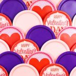 Telón de fondo San Valentín DIY